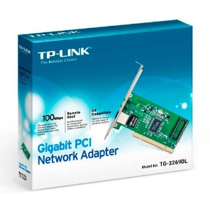 Placa de Rede TP-Link 100Mbps TG-3269DL - PC
