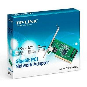 Placa de Rede TP-Link 100Mbps TG-3269DL - PC