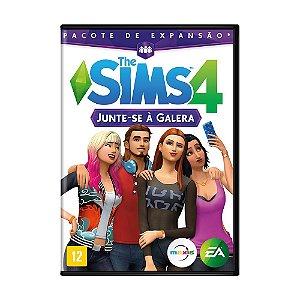 Jogo The Sims 4: Junte-se à Galera - PC