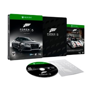 Jogo Forza Motorsport 5 (Limited Edition) - Xbox One