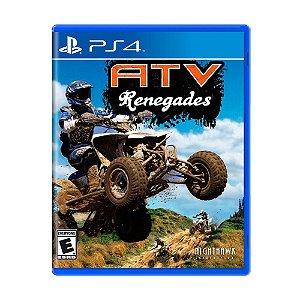 Jogo ATV: Renegades - PS4