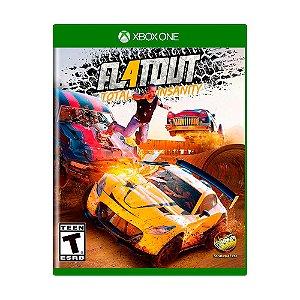 Jogo Flatout 4: Total Insanity - Xbox One