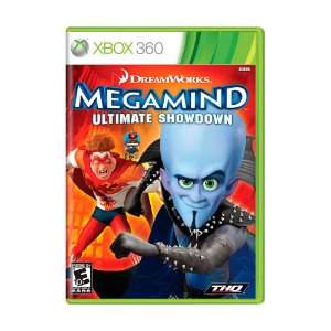 Jogo Megamind: Ultimate Showdown - Xbox 360