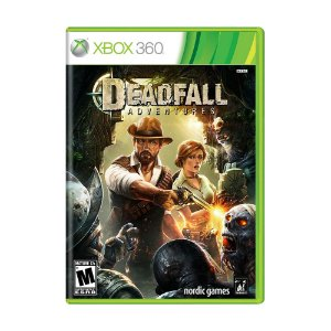 Jogo Deadfall Adventures - Xbox 360