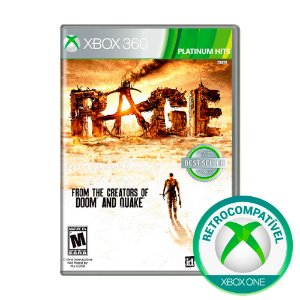 Jogo Rage - Xbox 360