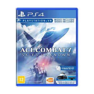 5c8a9efbf1 Jogo Ace Combat 7  Skies Unknown - PS4