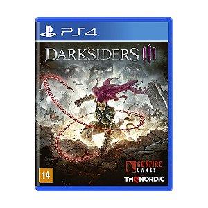 Jogo Darksiders III - PS4