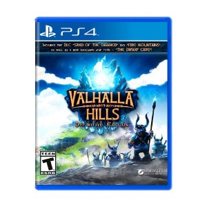 Jogo Valhalla Hills (Definitive Edition) - PS4