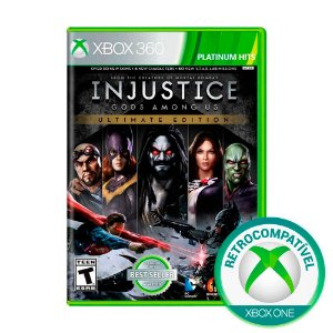 Jogo Injustice: Gods Among Us (Ultimate Edition) - Xbox 360