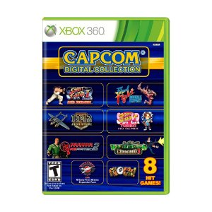 Jogo Capcom Digital Collection - Xbox 360