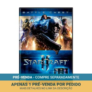 Jogo StarCraft II: Battle Chest - PC