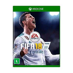Jogo Fifa 18 (FIFA 2018) - Xbox One