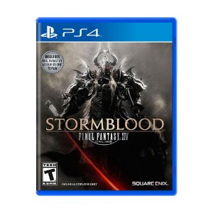 Jogo Final Fantasy XIV: Stormblood - PS4