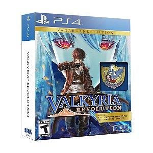 Jogo Valkyria Revolution (Vanargand Edition) - PS4