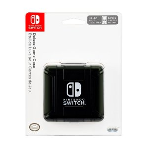 Porta Jogos Nintendo Switch (Deluxe Game Case) - Switch