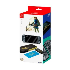 Kit Iniciante Para Nintendo Switch (Zelda Starter Kit) - Switch