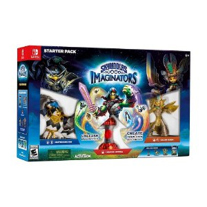 Jogo Skylanders Imaginators: Starter Pack - Switch