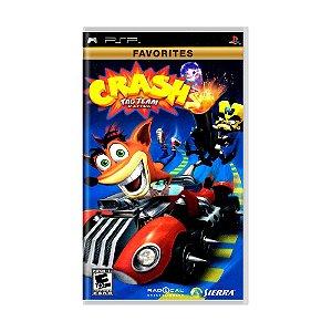 Jogo Crash: Tag Team Racing - PSP