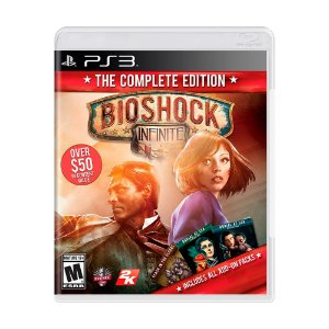 Jogo Bioshock Infinite (The Complete Edition) - PS3