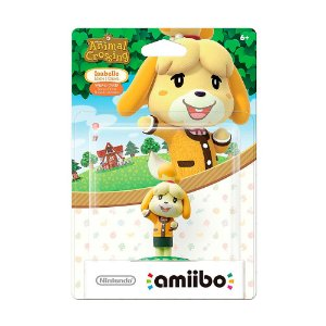 Nintendo Amiibo: Isabelle (Winter Outfit) - Animal Crossing