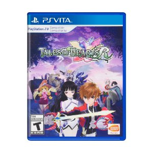 Jogo Tales of Hearts R - PS Vita