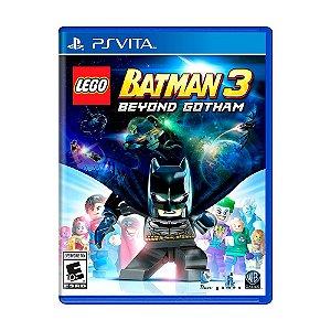 Jogo LEGO Batman 3: Beyond Gotham - PS Vita