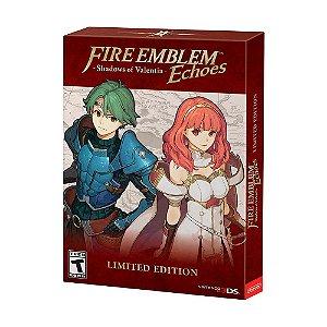 Jogo Fire Emblem Echoes: Shadows of Valentia (Limited Edition) - 3DS