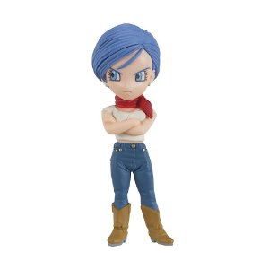 Action Figure Bulma Movie WCF Dragon Ball Z - Banpresto