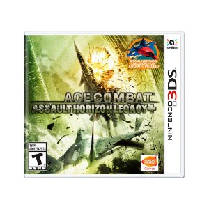 Jogo Ace Combat: Assault Horizon Legacy + - 3DS