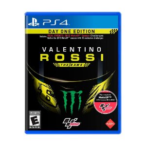 Jogo Valentino Rossi (Day One Edition) - PS4
