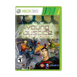 Jogo Young Justice: Legacy - Xbox 360