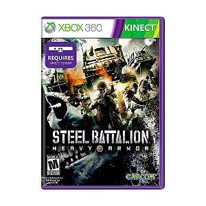 Jogo Steel Battalion: Heavy Armor - Xbox 360