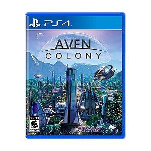 Jogo Aven Colony - PS4