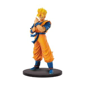 Action Figure Son Gohan do Futuro Dragon Ball Z - Resolution of Soldiers - Banpresto