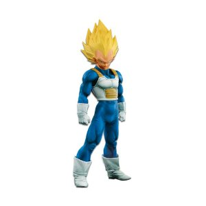 Action Figure Vegeta Dragon Ball Z - Super Master Stars Piece - Banpresto
