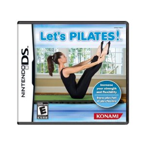 Jogo Let's Pilates! - DS