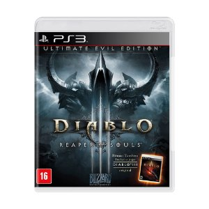 Jogo Diablo III: Reaper of Souls (Ultimate Evil Edition) - PS3
