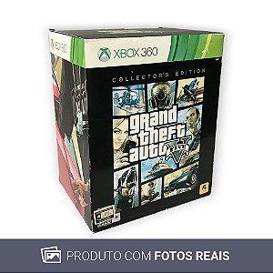 Jogo Grand Theft Auto V - GTA 5 (Collector's Edition) - Xbox 360