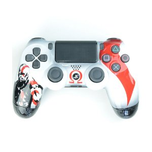 Controle Dualshock 4 Kratos sem fio - Casual - PS4