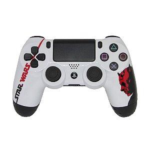 Controle Dualshock 4 Star Wars Darth Maul sem fio - Casual - PS4