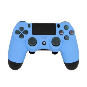 Controle Dualshock 4 Elite Azul sem fio - Alta Performance - PS4