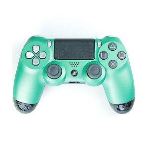 Controle Dualshock 4 GG Metal Verde sem fio - Casual - PS4