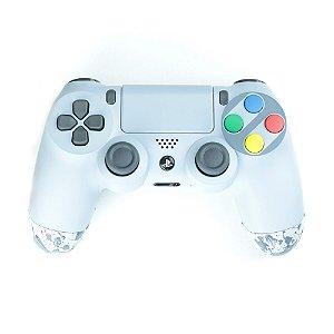 Controle Dualshock 4 Retrô sem fio - Casual - PS4