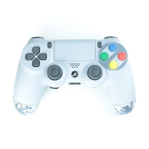 Controle Dualshock 4 Retrô sem fio - Alta Performance - PS4