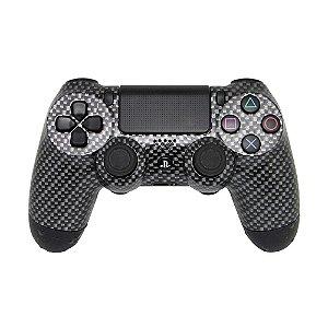 Controle Dualshock 4 Carbon sem fio - Alta Performance - PS4