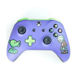 Controle Plants vs. Zombies sem fio - Alta Performance - Xbox One