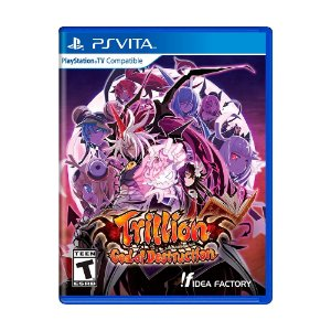 Jogo Trillion: God of Destruction - PS Vita