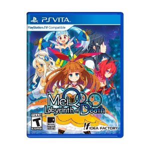 Jogo Meiq: Labyrinth Of Death - PS Vita