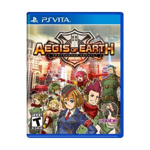 Jogo Aegis of Earth: Protonovus Assault - PS Vita