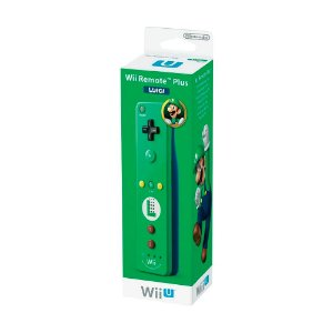 Controle Nintendo Wii Remote Plus: Luigi - Wii U